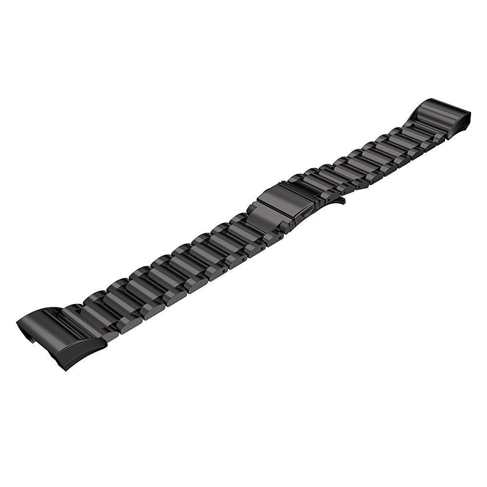 Metallarmbånd Fitbit Charge 2 svart