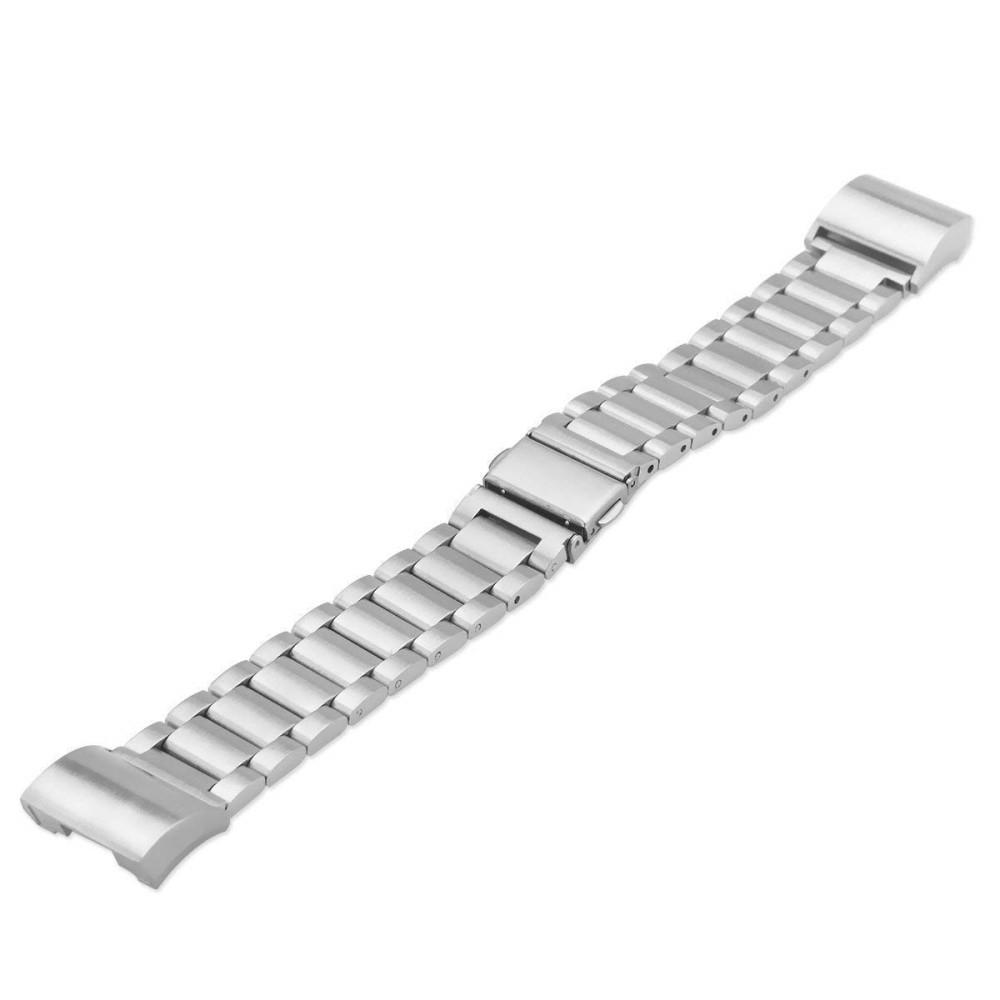 Metallarmbånd Fitbit Charge 3/4 sølv