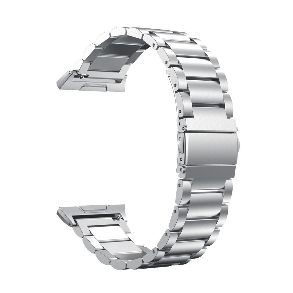 Metallarmbånd Fitbit Ionic sølv