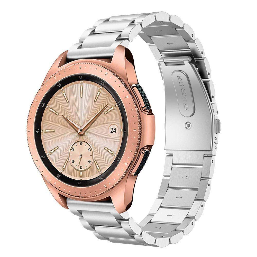 Metallarmbånd Samsung Galaxy Watch 42mm sølv