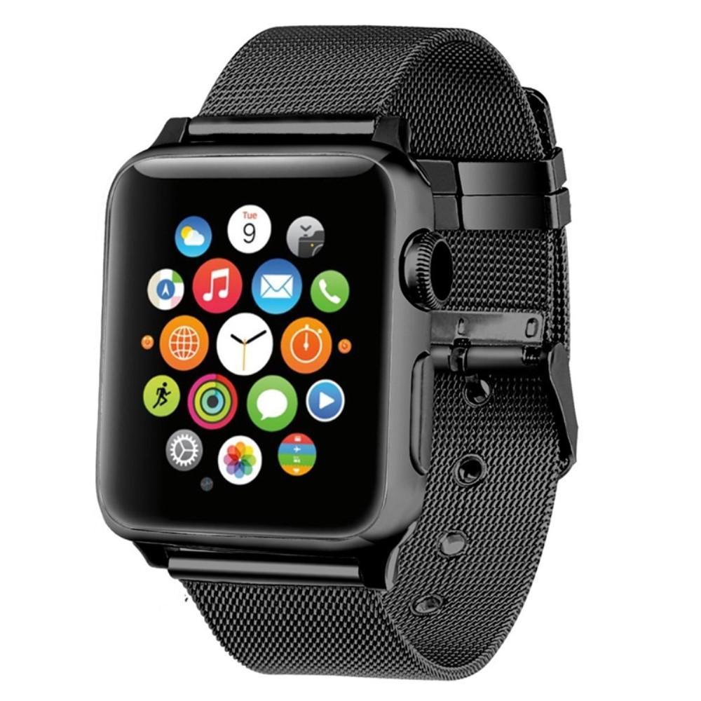 Mesh Bracelet Apple Watch 38/40/41 mm Black
