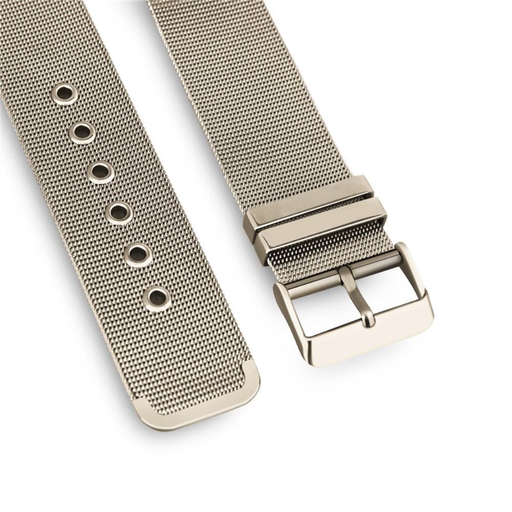 Mesh Bracelet Apple Watch 38/40/41 mm Champagne Gold