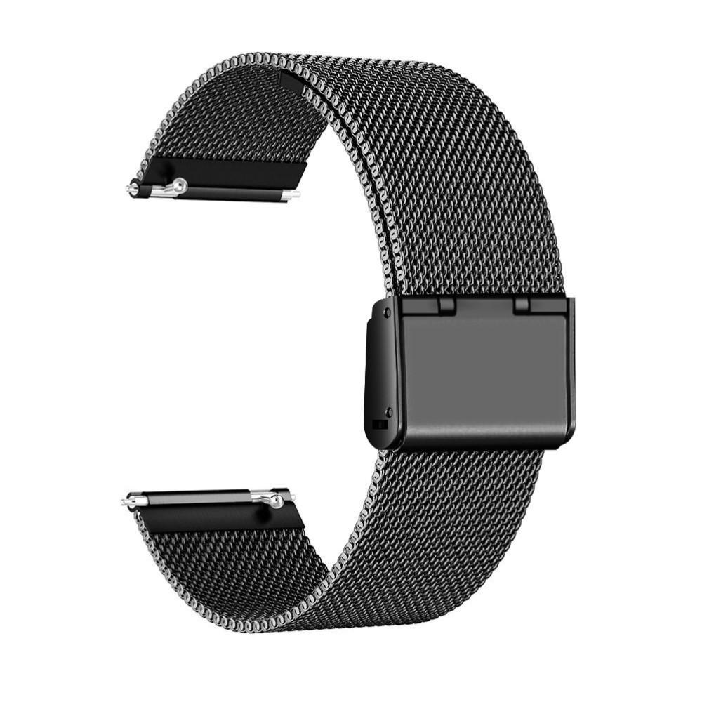 Mesh Bracelet Fitbit Versa/Versa 2 Black