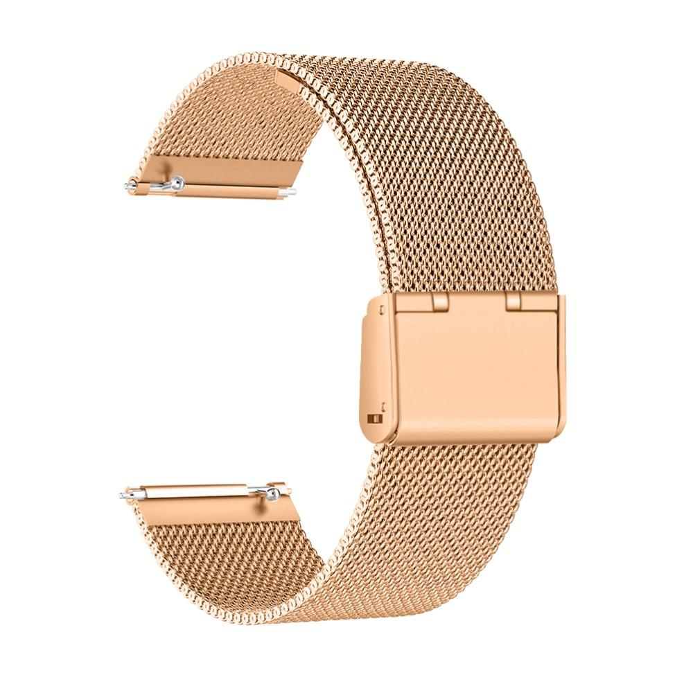 Mesh Bracelet Fitbit Versa/Versa 2 Rose Gold