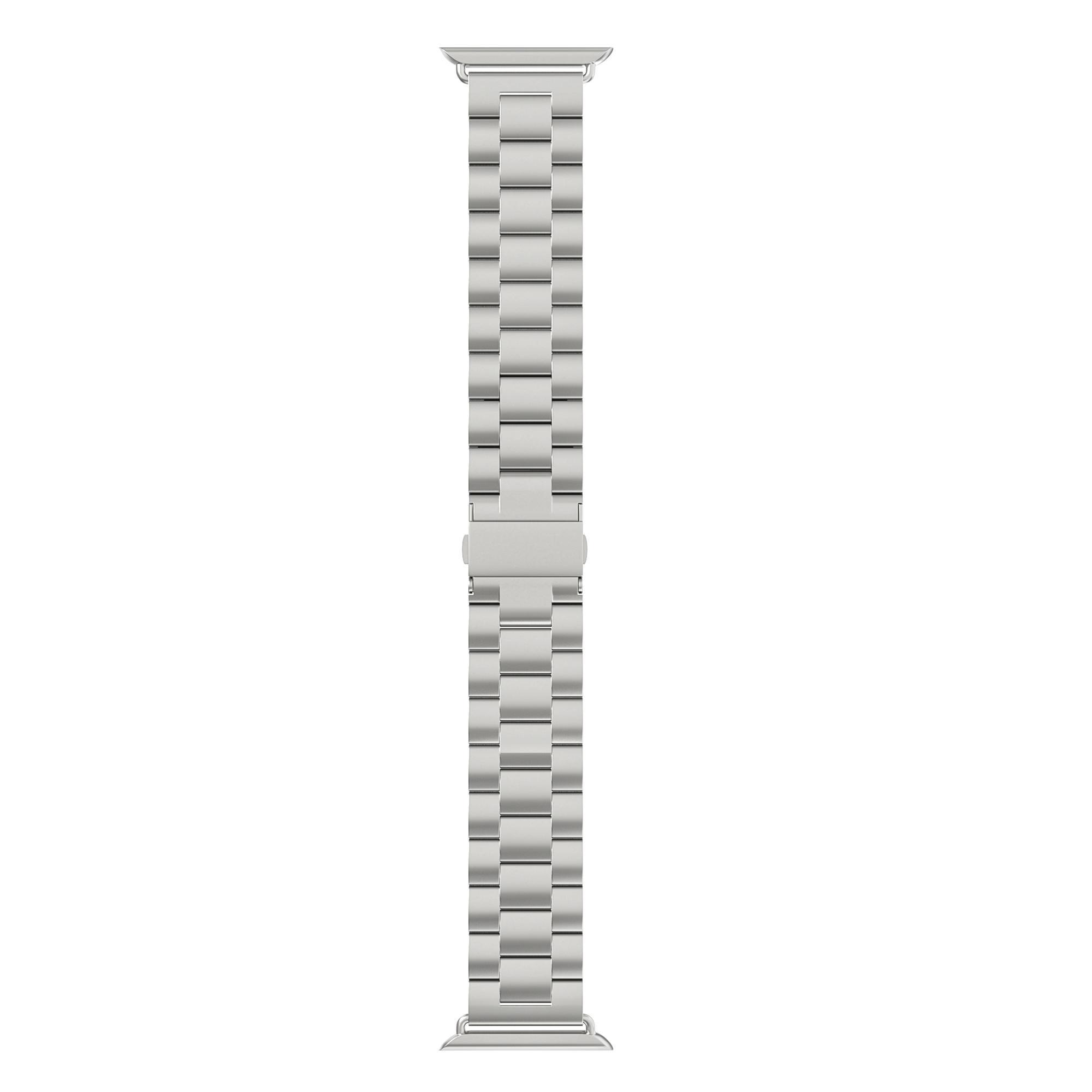 Metallarmbånd Apple Watch 38/40/41 mm sølv