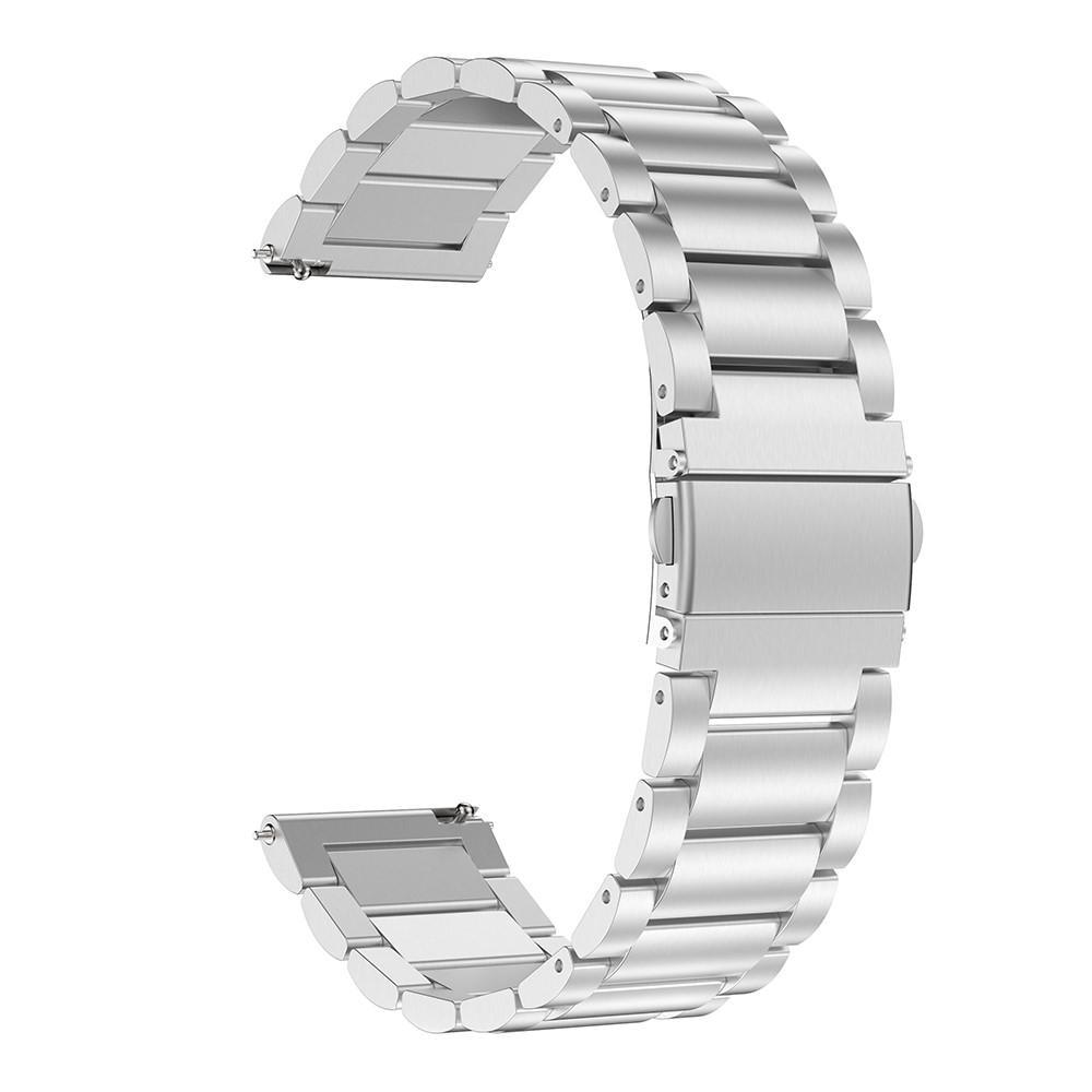 Metallarmbånd Garmin Forerunner 245 sølv