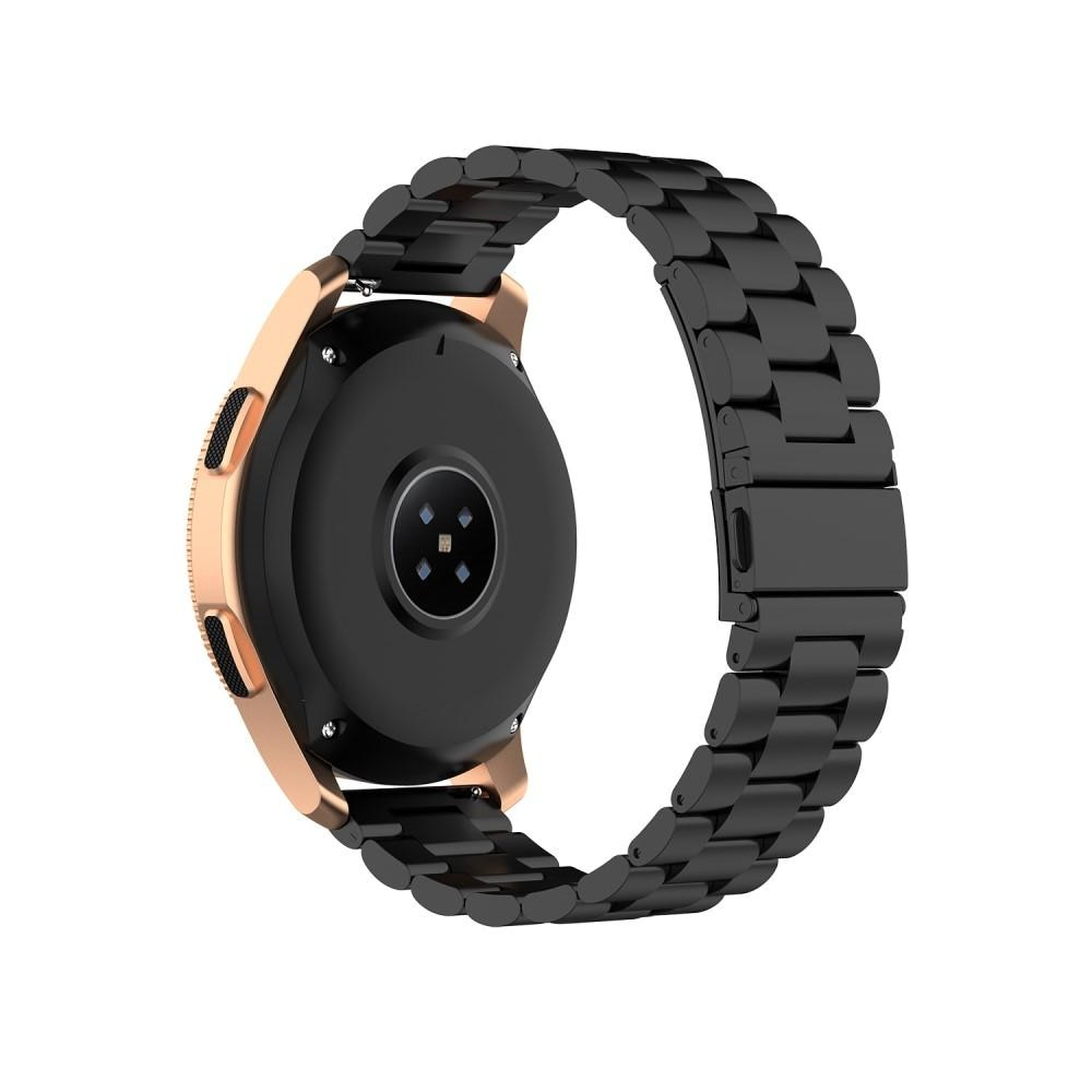 Metallarmbånd Garmin Vivoactive 3/Venu svart
