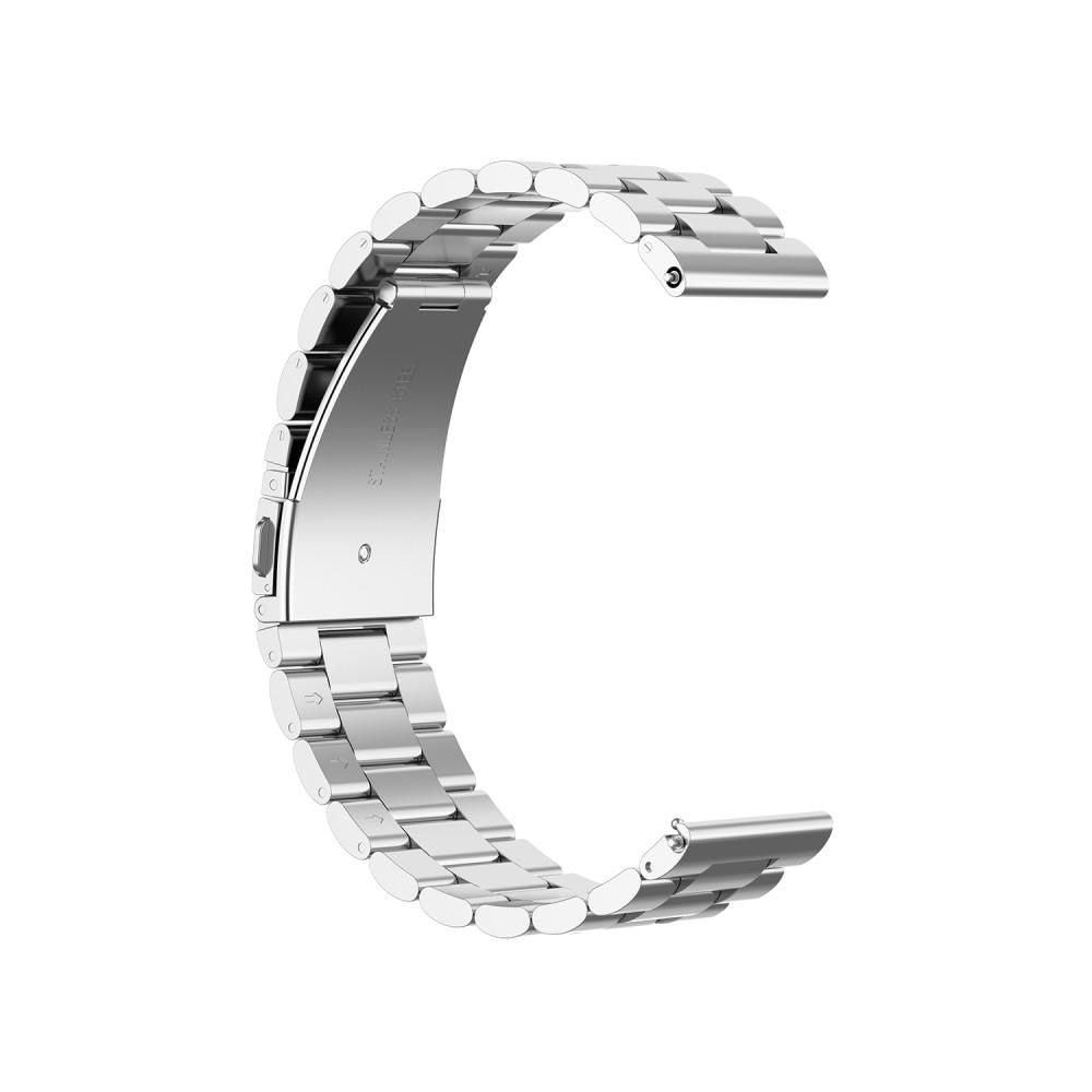 Metallarmbånd Garmin Vivoactive 3/Venu sølv