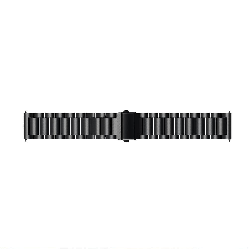 Metallarmbånd Samsung Galaxy Watch 46mm svart