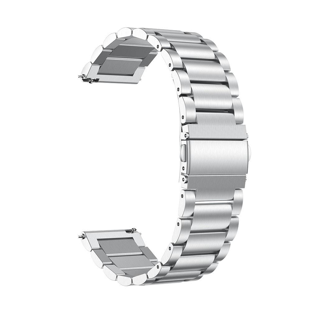 Metallarmbånd Samsung Galaxy Watch Active sølv