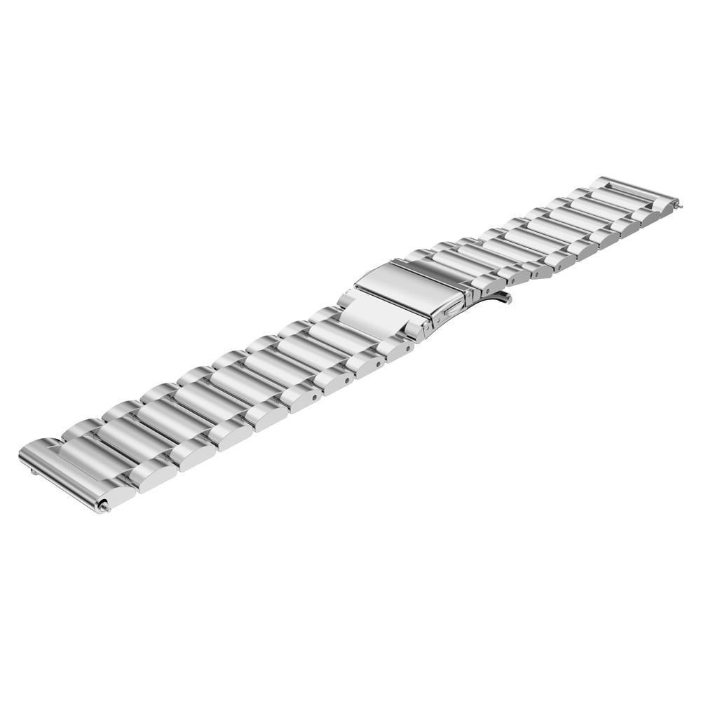 Metallarmbånd Samsung Gear S3 Frontier/S3 Classic sølv