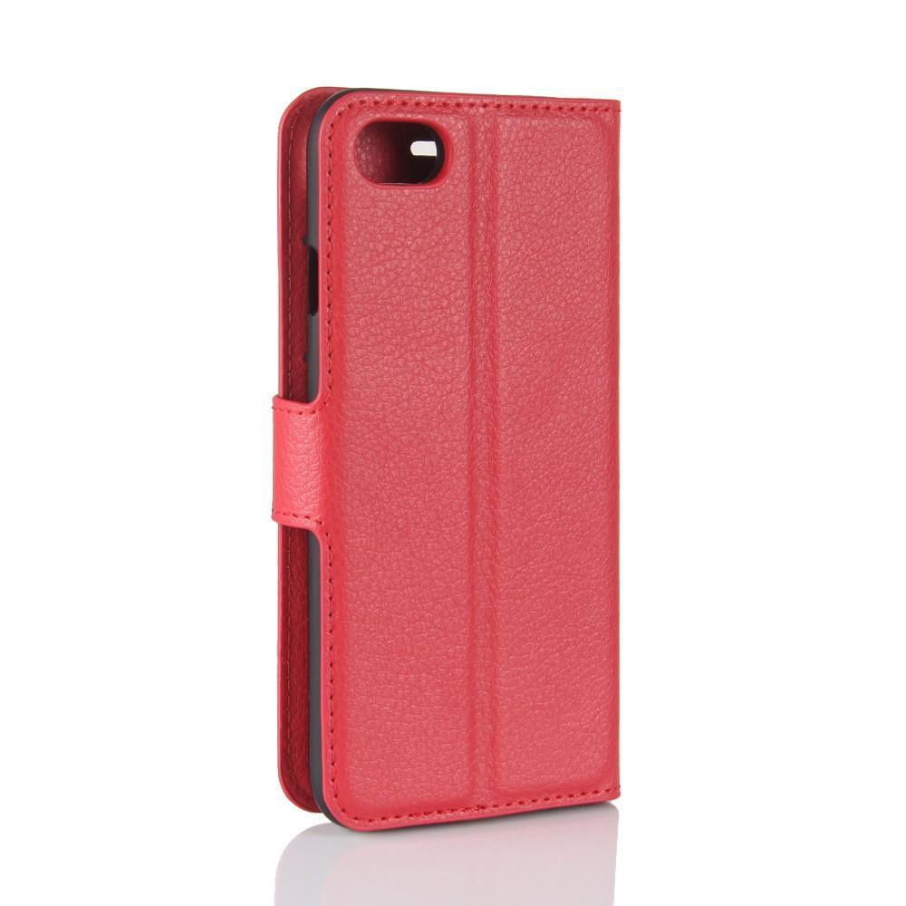 Mobilveske Apple iPhone 7/8/SE 2020 rød