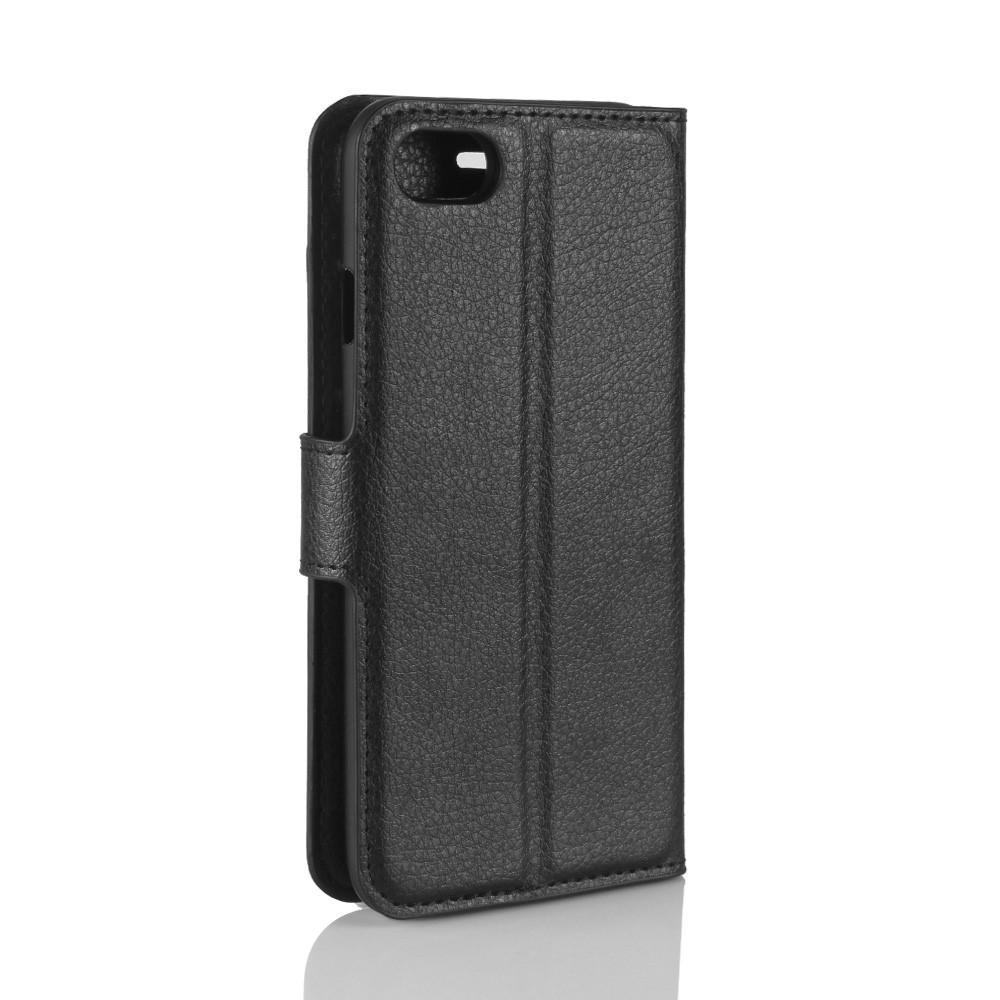 Mobilveske Apple iPhone 7/8/SE 2020 svart