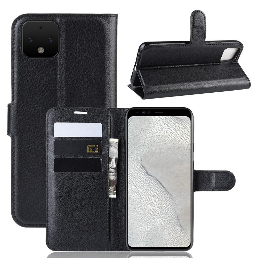 Mobilveske Google Pixel 4 svart