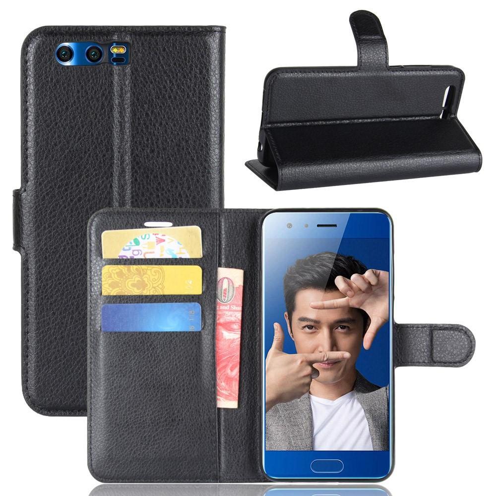 Mobilveske Huawei Honor 9 svart