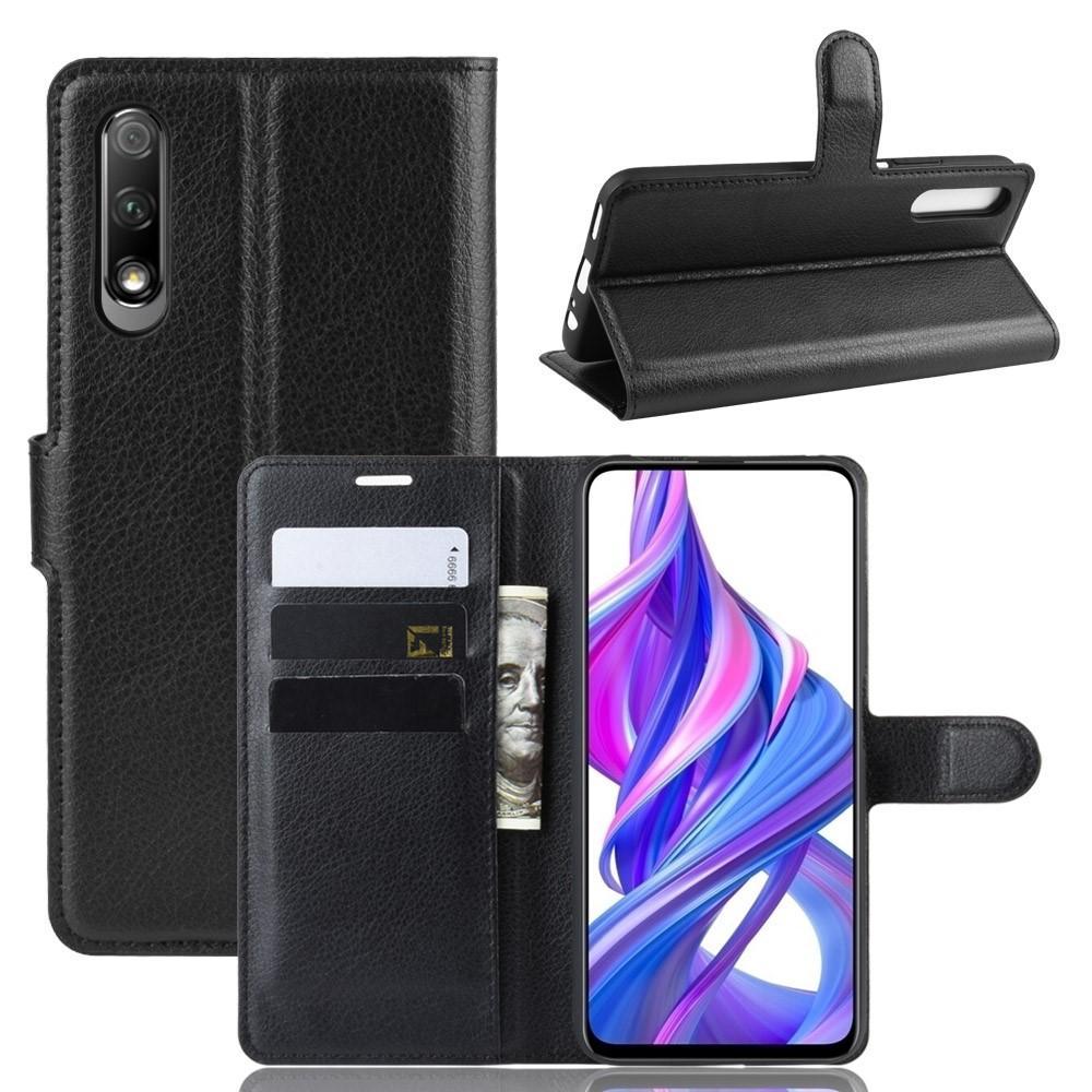 Mobilveske Huawei P Smart Pro svart