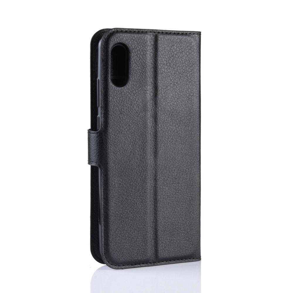 Mobilveske Huawei Y6 2019 svart