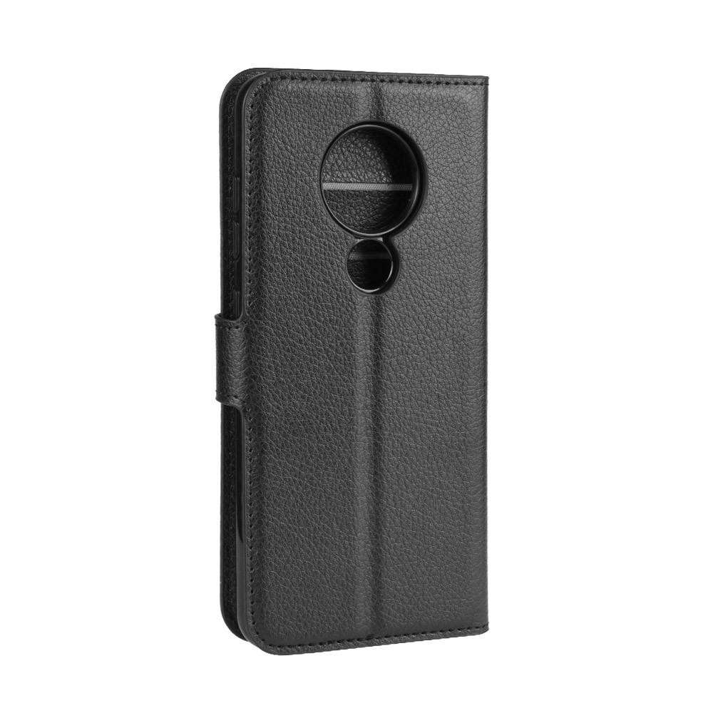 Mobilveske Nokia 6.2/7.2 svart