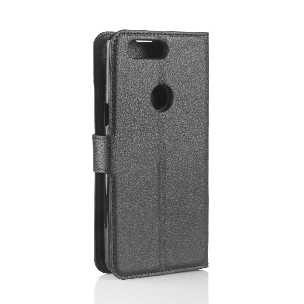 Mobilveske OnePlus 5T svart
