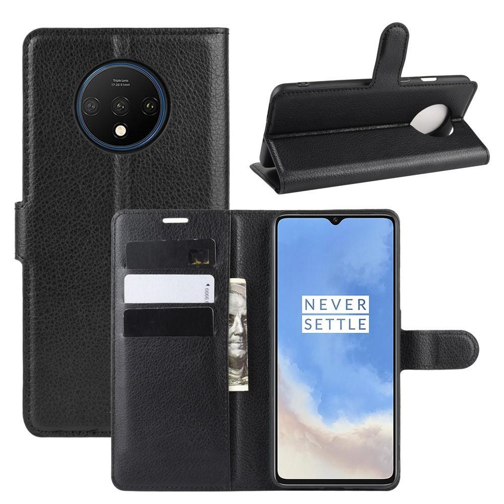 Mobilveske OnePlus 7T svart