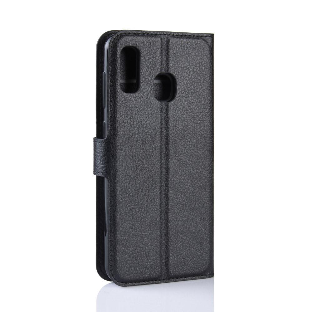 Mobilveske Samsung Galaxy A40 svart