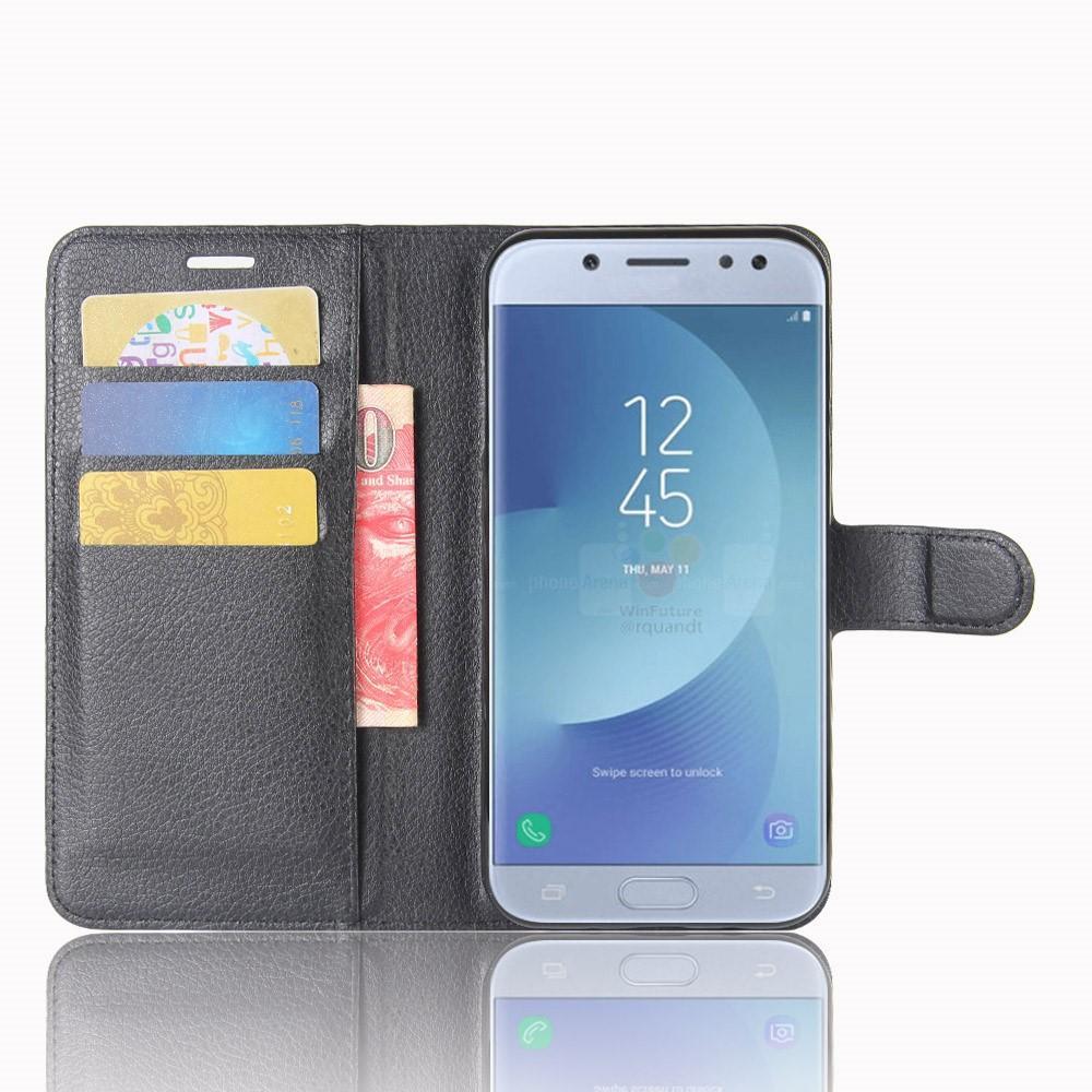 Mobilveske Samsung Galaxy J3 2017 svart