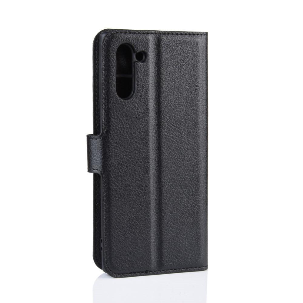 Mobilveske Samsung Galaxy Note 10 svart