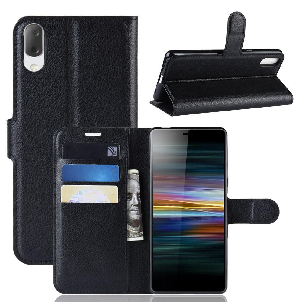 Mobilveske Sony Xperia L3 svart