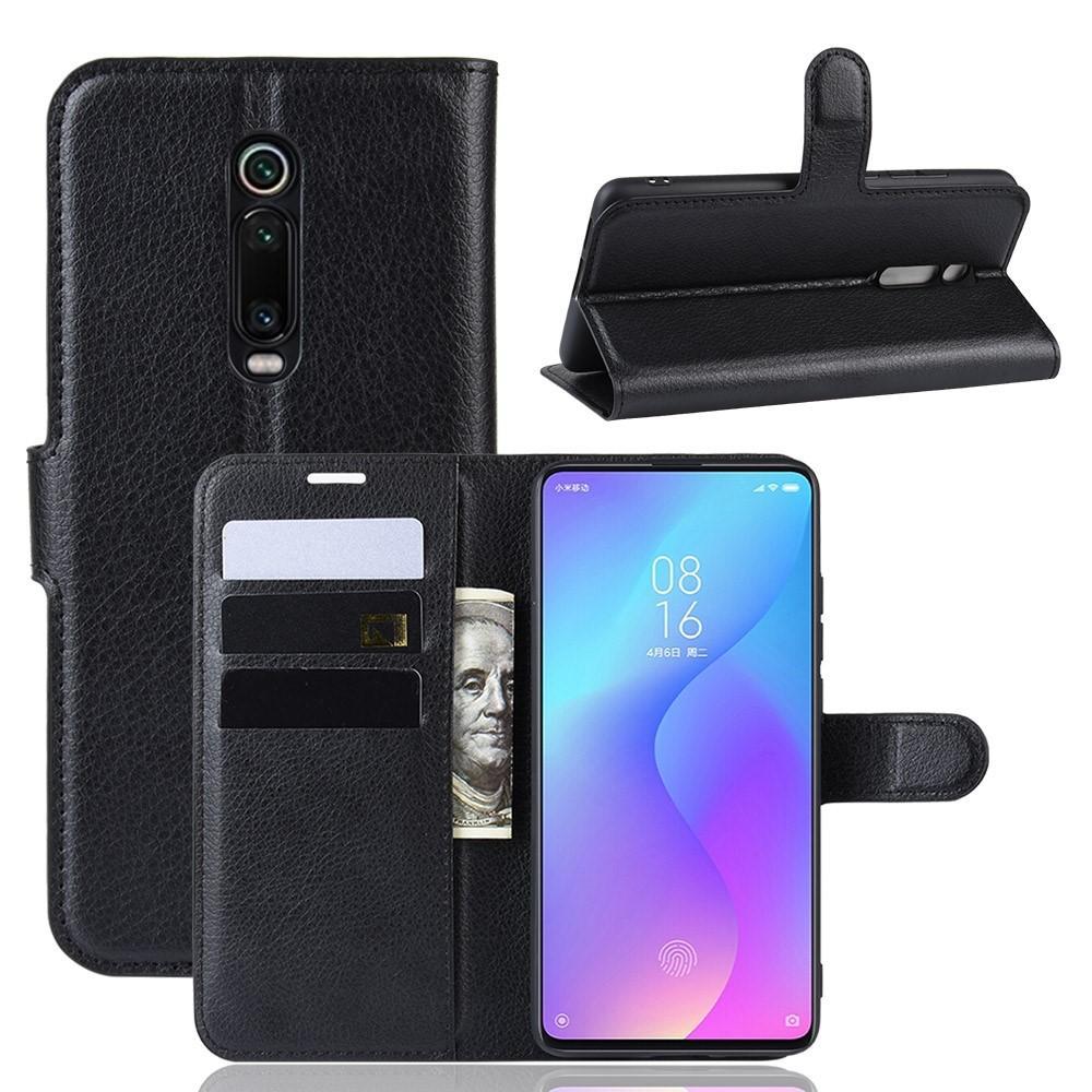 Mobilveske Xiaomi Mi 9T/9T Pro svart