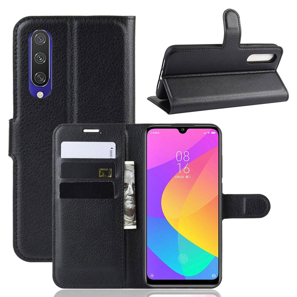 Mobilveske Xiaomi Mi A3 svart