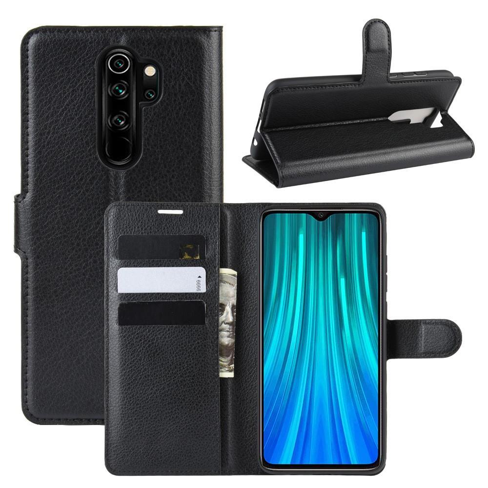 Mobilveske Xiaomi Redmi Note 8 Pro svart