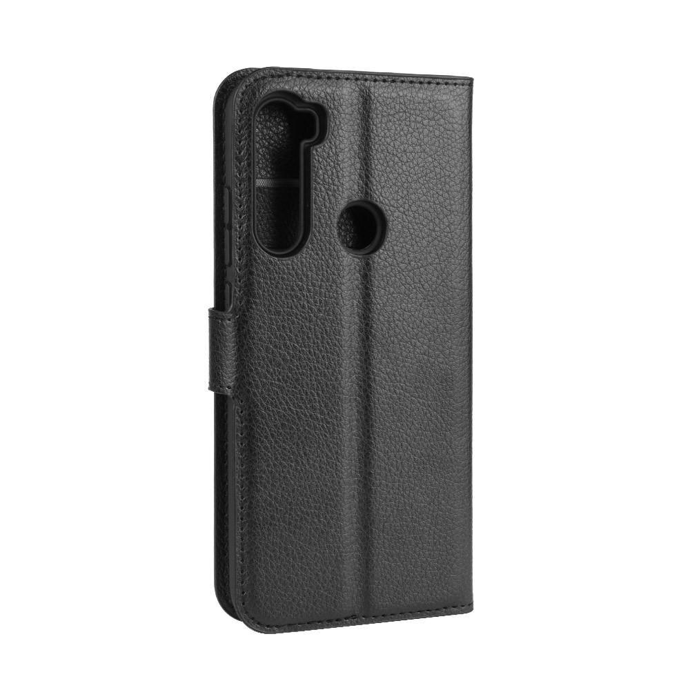 Mobilveske Xiaomi Redmi Note 8 svart