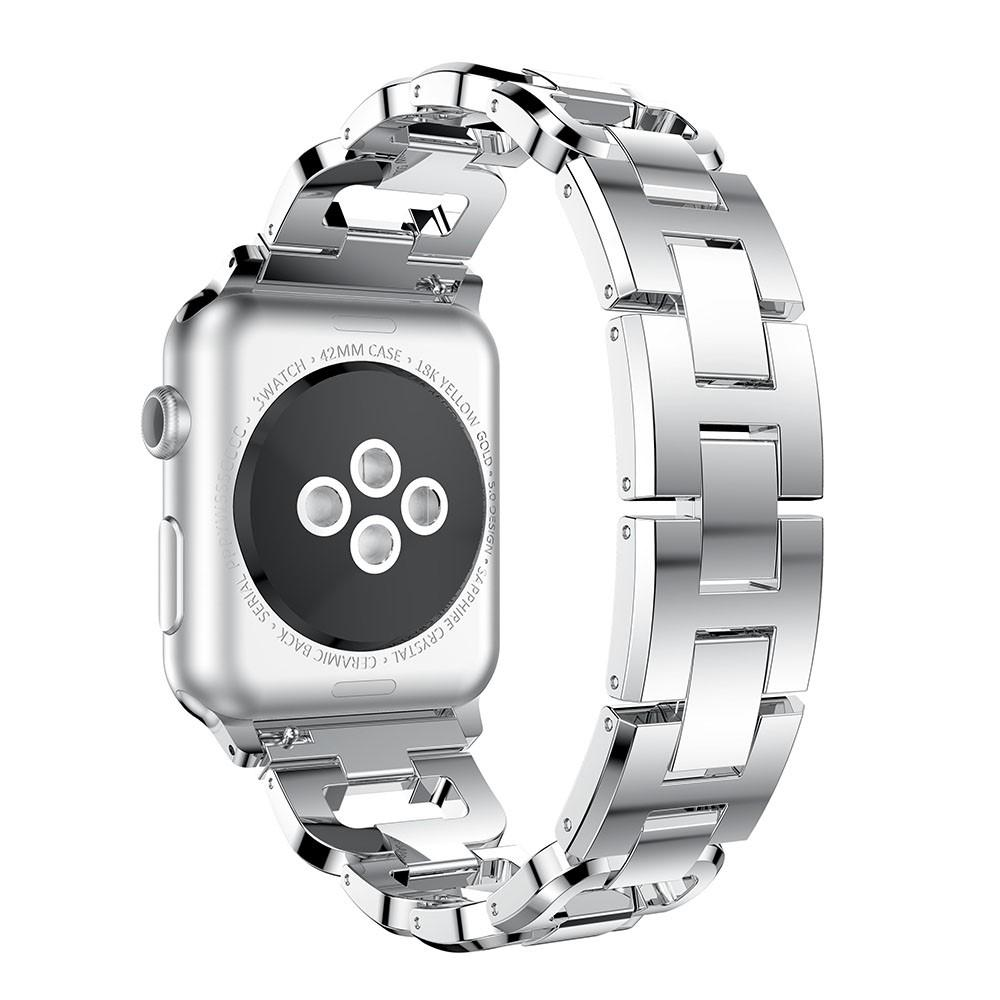 Rhinestone Bracelet Apple Watch 38/40/41 mm Silver
