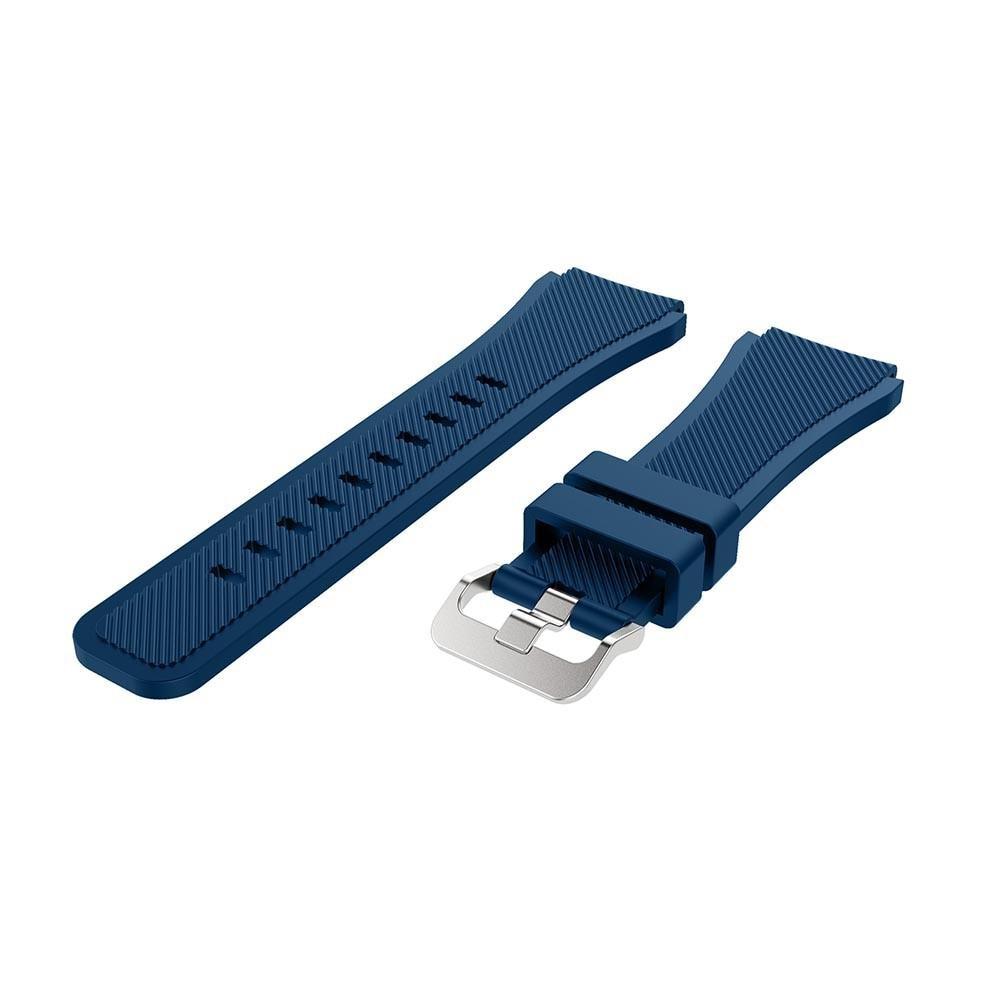 Silikonarmbånd Samsung Galaxy Watch 46mm/45mm blå