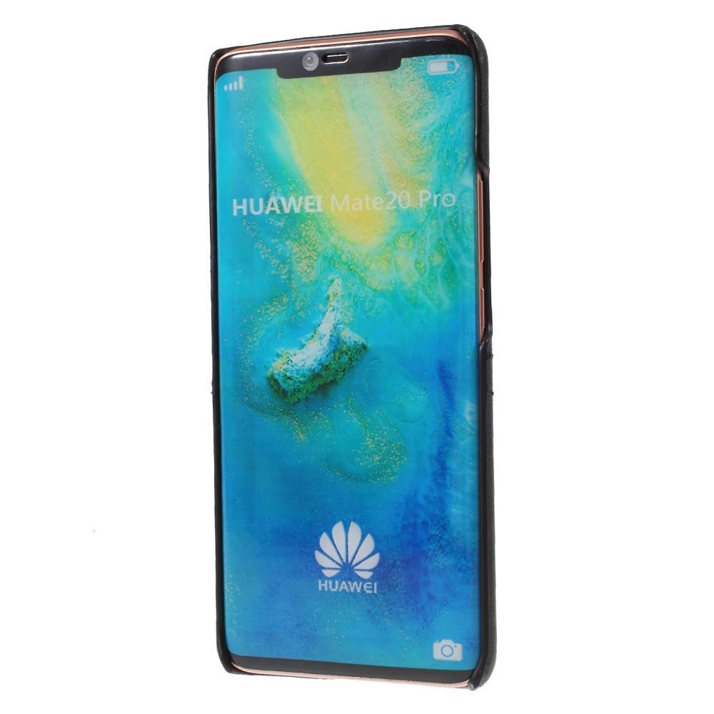 Card Slots Case Huawei Mate 20 Pro svart