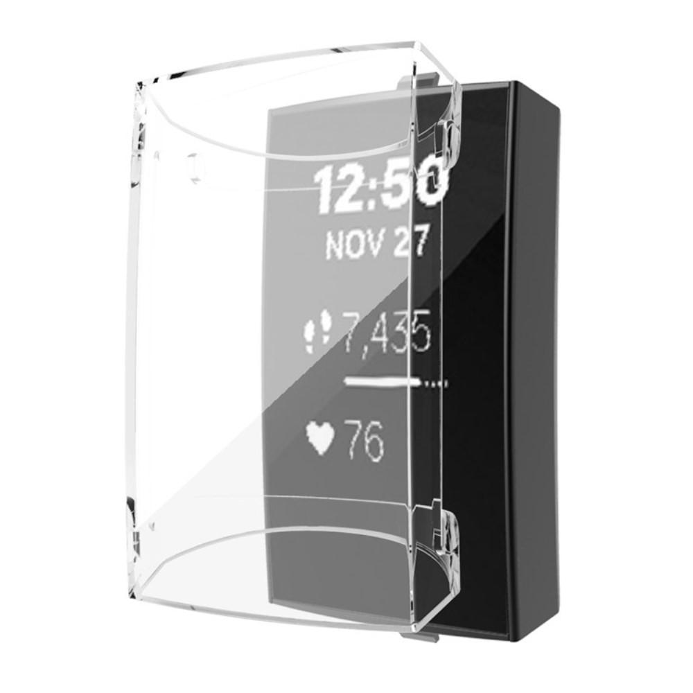 Deksel Fitbit Charge 3/4 gjennomsiktig
