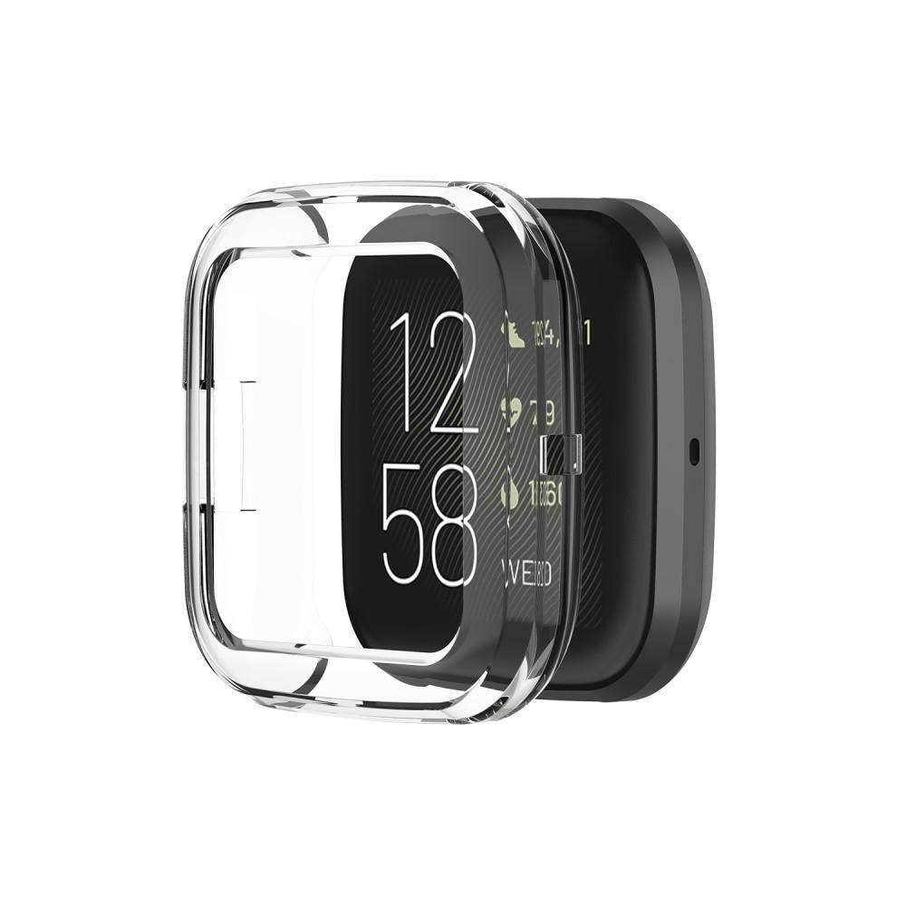 Deksel Fitbit Versa 2 clear
