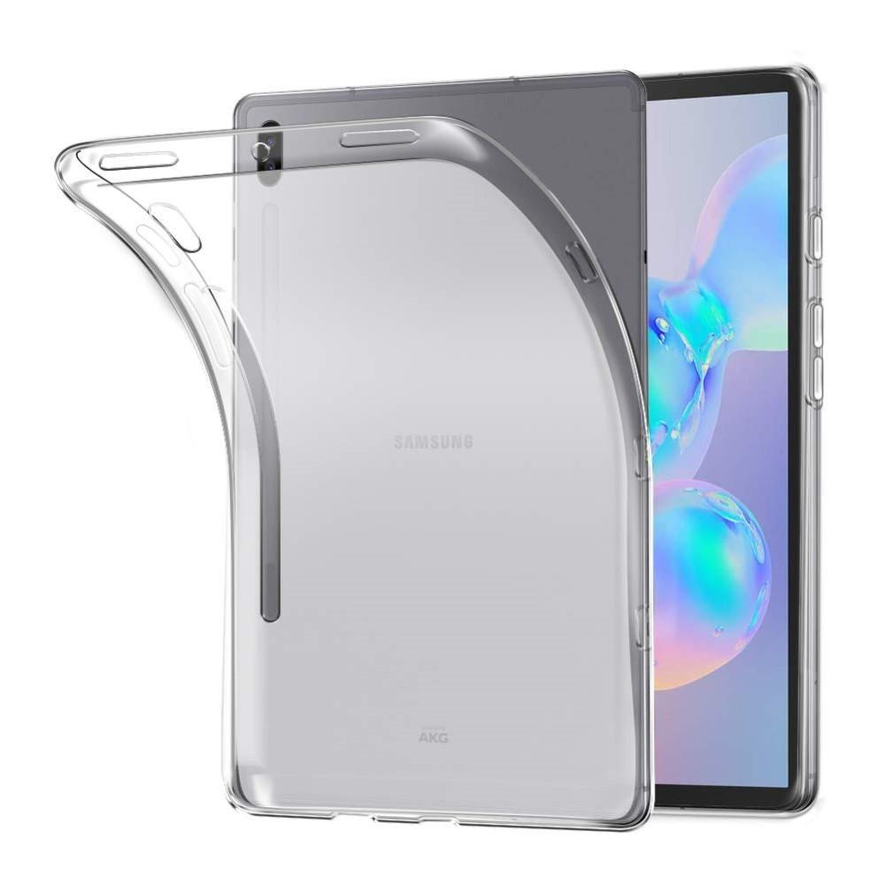 Deksel Samsung Galaxy Tab S6 10.5 gjennomsiktig