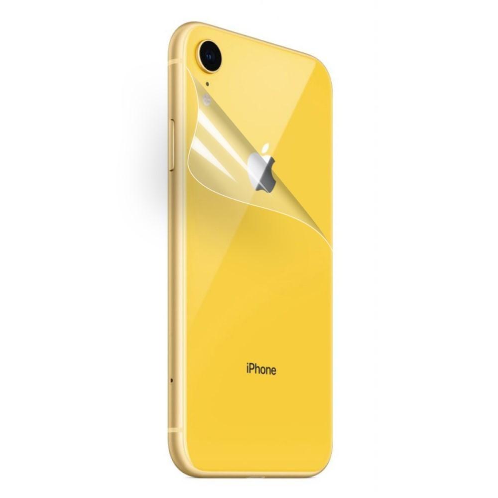 Beskyttelsesfilm Bakside iPhone XR
