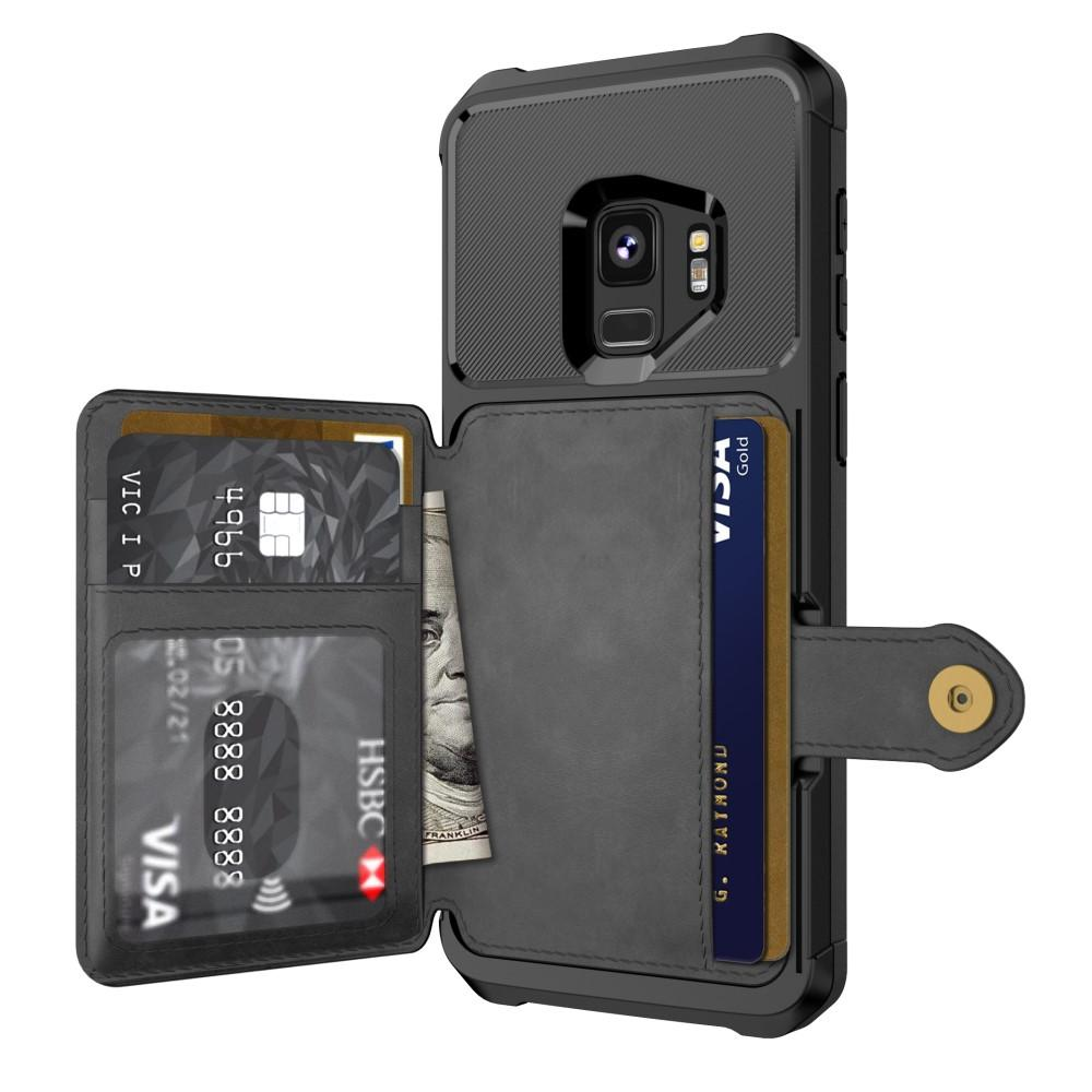 Tough Multi-slot Case Galaxy S9 svart