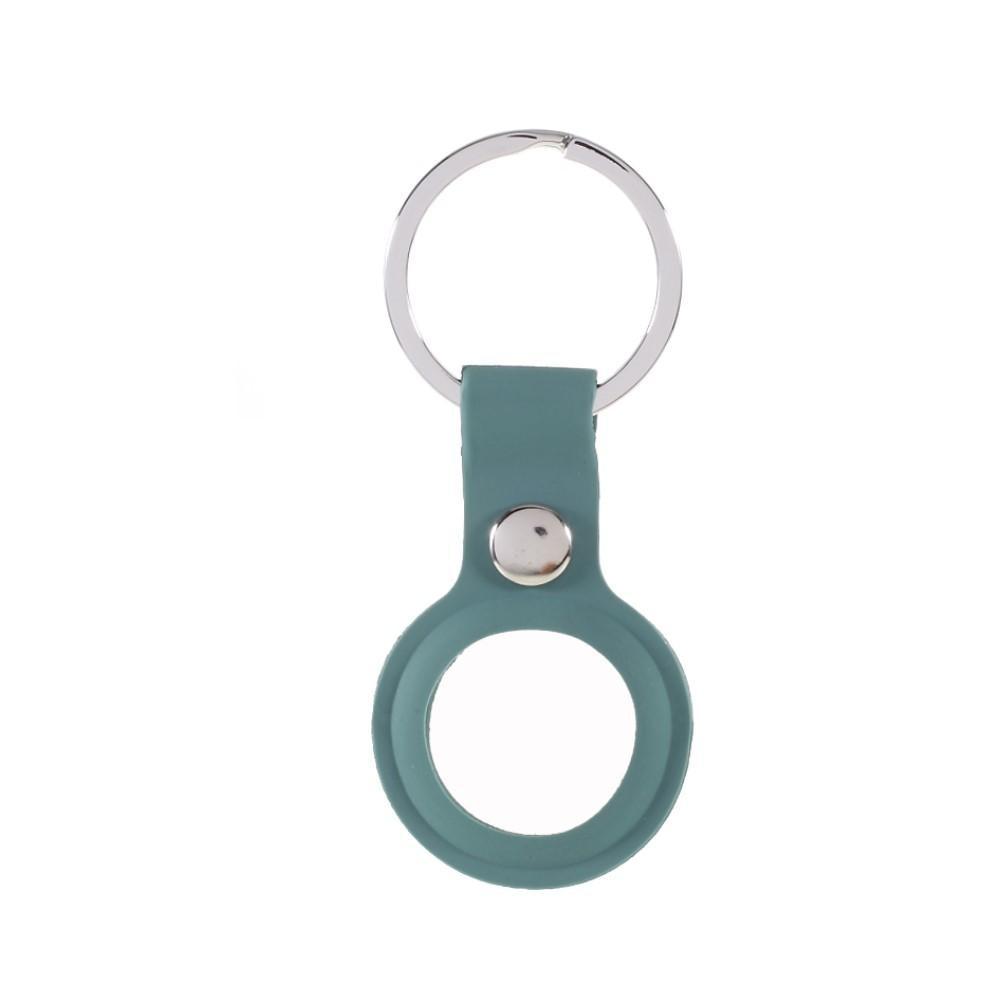 AirTag Keychain Case Green