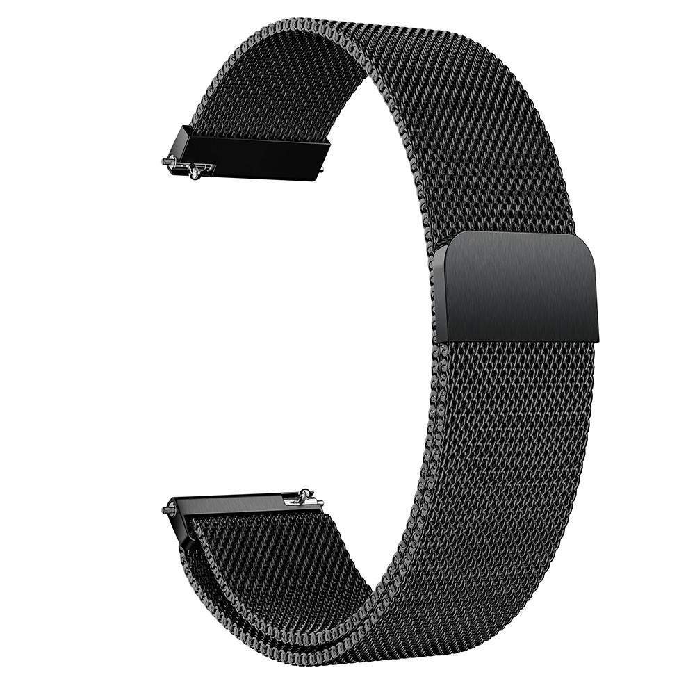 Armbånd Milanese Huawei Watch GT 2 42mm svart