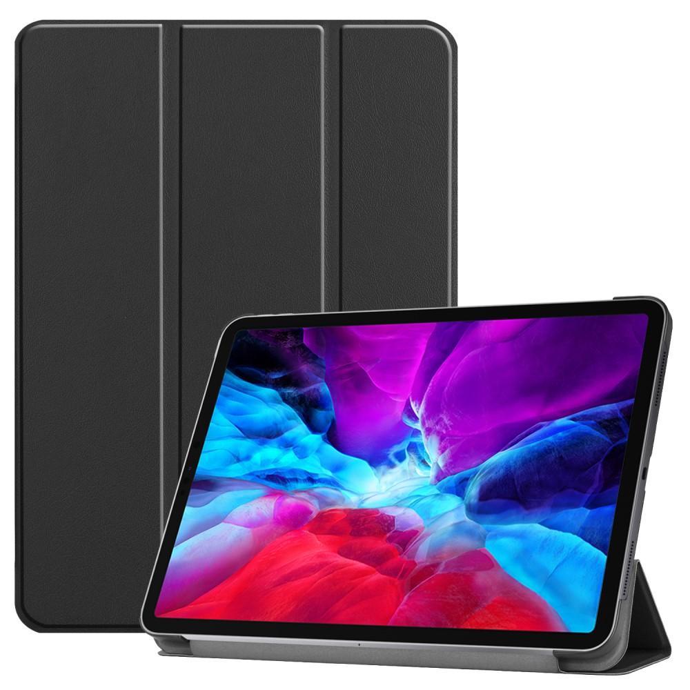 Etui Tri-fold Apple iPad Pro 12.9 2020 svart