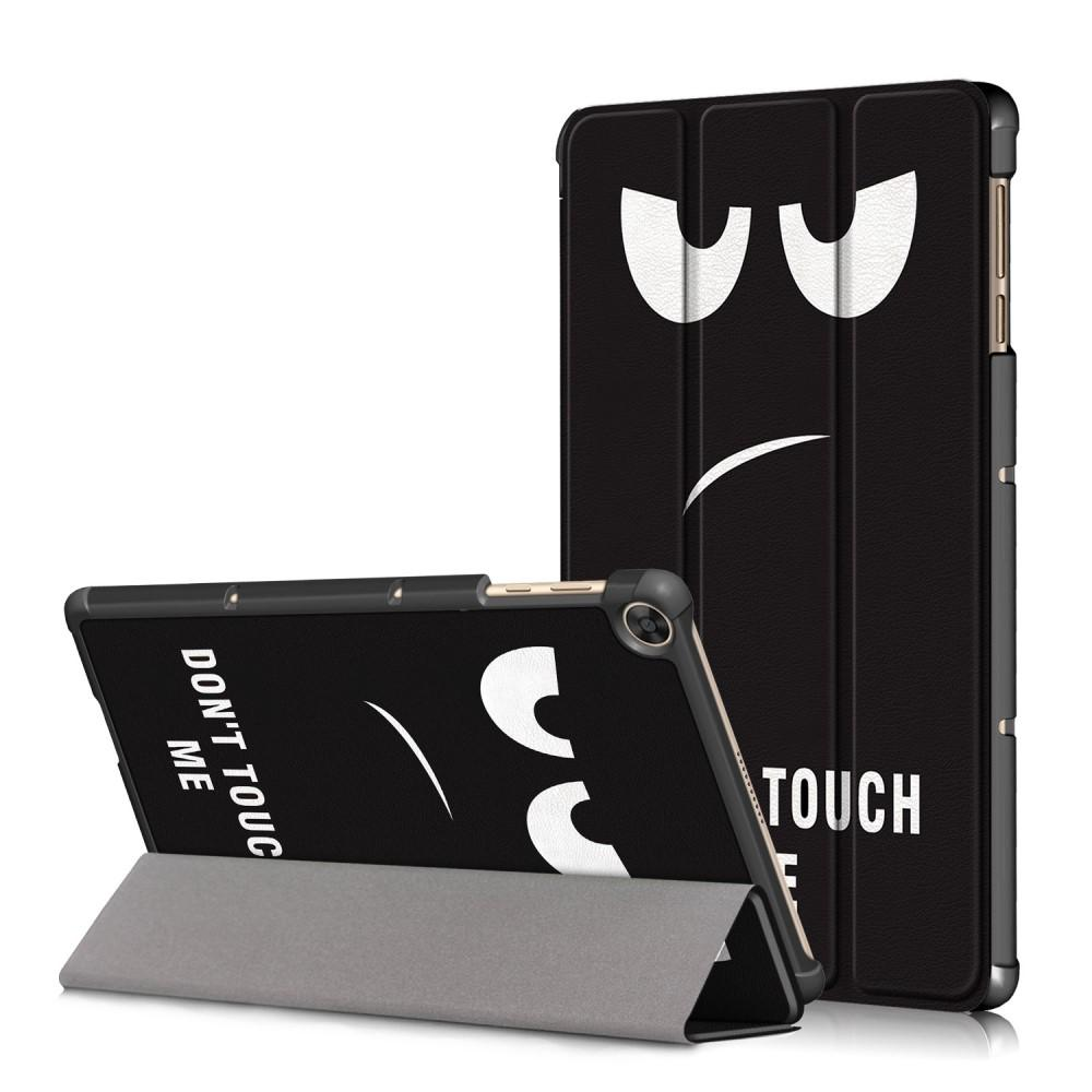 Etui Tri-fold Huawei Matepad T10/T10s - Don't Touch Me