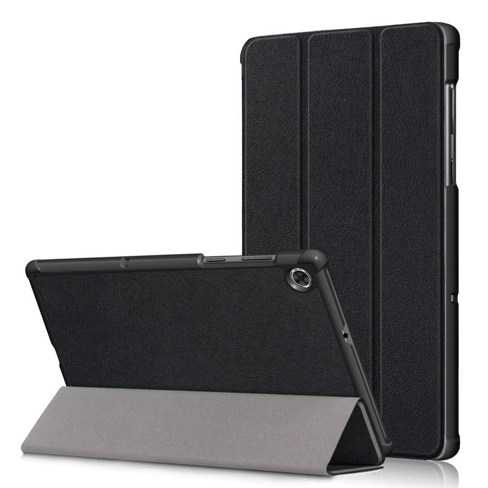 Etui Tri-fold Lenovo Tab M10 FHD Plus svart