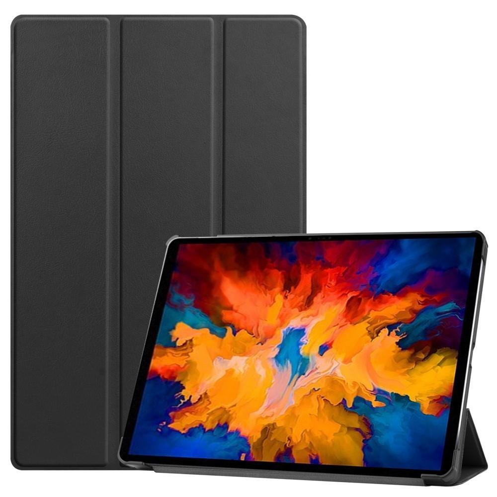 Etui Tri-fold Lenovo Tab P11 Pro svart
