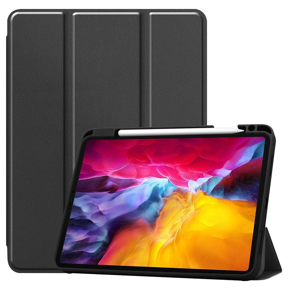 Etui Tri-fold Pencil-holder iPad Pro 11 2021 svart