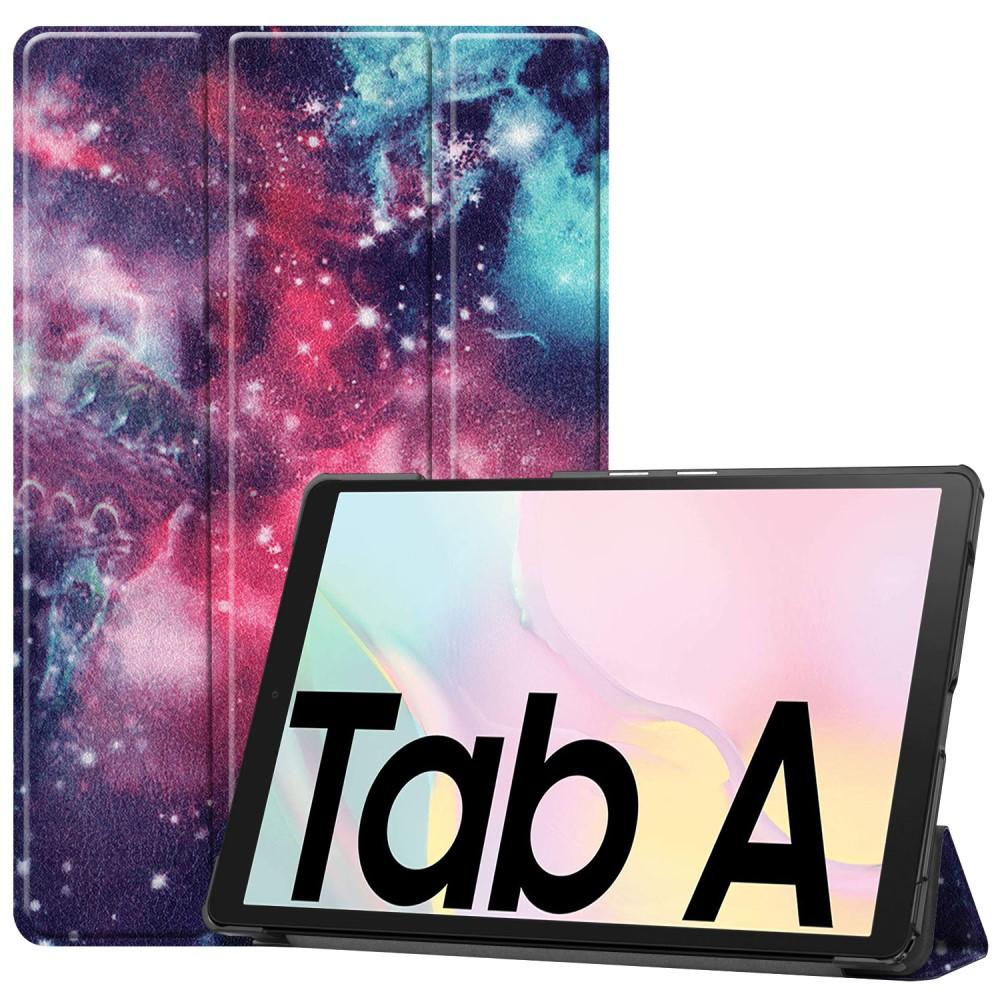 Etui Tri-fold Samsung Galaxy Tab A7 2020 - Space