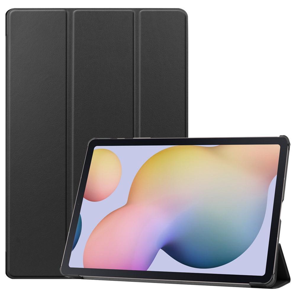 Etui Tri-fold Samsung Galaxy Tab S7 Plus svart
