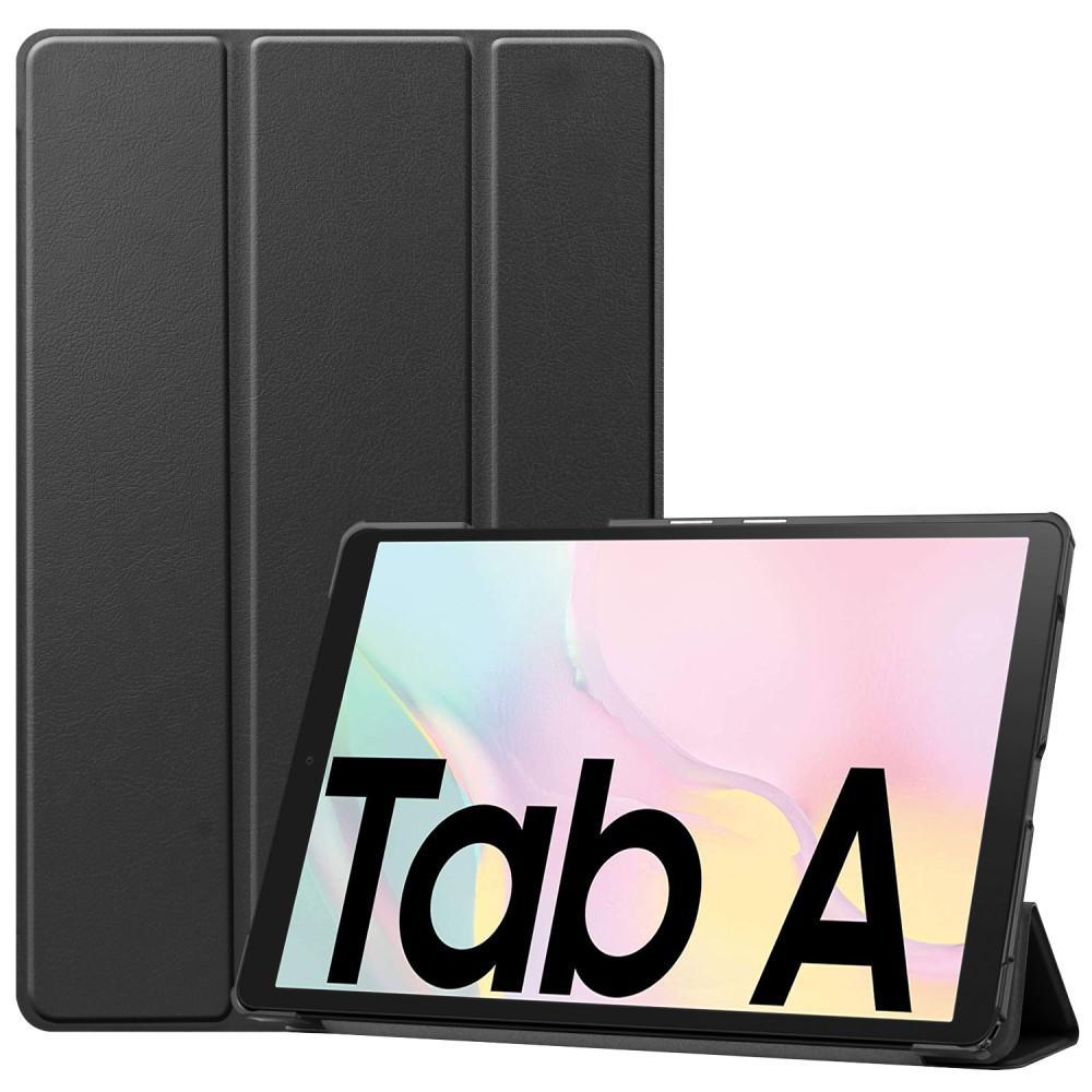 Etui Tri-fold Samsung Galaxy Tab A7 2020 svart